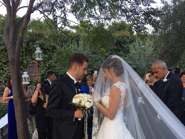 Il matrimonio di Alfio e Erica  a Acireale, Catania 19
