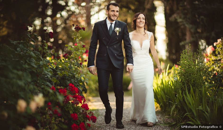 Il matrimonio di Alessandro e Cristina a Carmignano, Prato