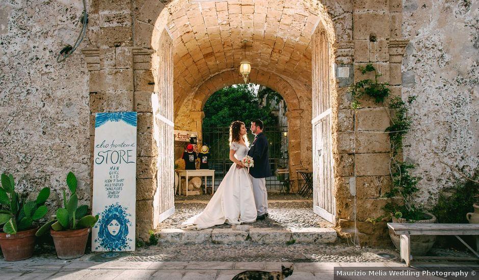 Il matrimonio di Pierangelo e Marina a Rosolini, Siracusa