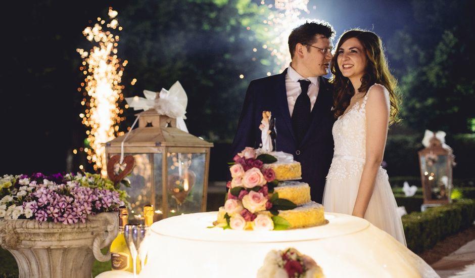 Il matrimonio di Marco e Silvia a Badia Polesine, Rovigo