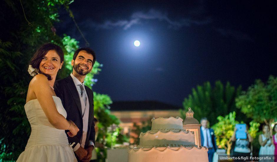 Il matrimonio di Bruno e Antonella a Santa Venerina, Catania