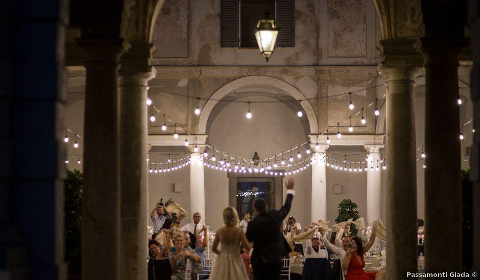 Il matrimonio di Davide e Paola a Castelnuovo Bocca d'Adda, Lodi