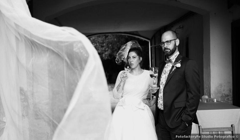 Il matrimonio di Andrea e Marianna a Granze, Padova