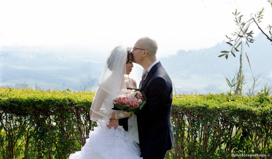 Il matrimonio di Andrea e Mifuka a Padova, Padova