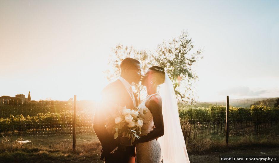 Il matrimonio di Eugene e Mel a Firenze, Firenze