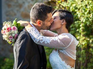Le nozze di Oriella e Giovanni