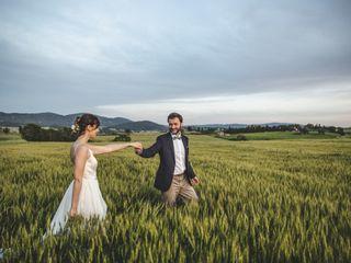 Le nozze di Raquel e Bengiamin
