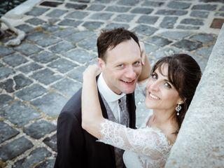 Le nozze di Giuseppina e Marko