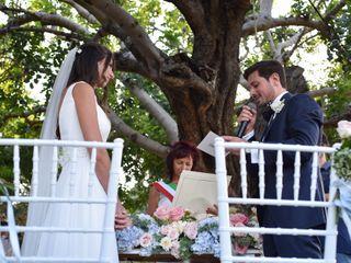 Le nozze di Cesare e Maria Silvia