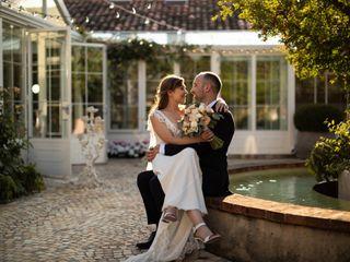 Le nozze di Irina e Alessandro