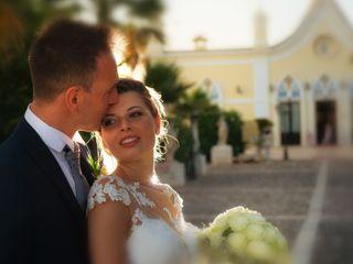 Le nozze di Sara e Pasquale