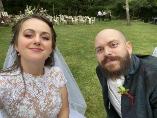 Le nozze di Oksana e Marco