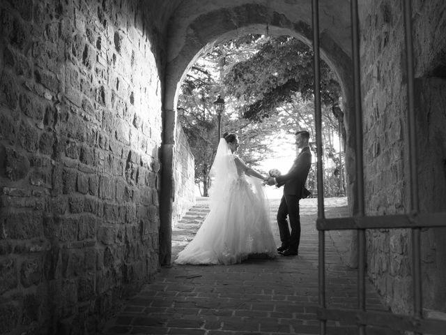 Il matrimonio di Riccardo e Laura a Camerino, Macerata 1