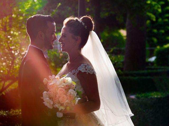 Il matrimonio di Riccardo e Laura a Camerino, Macerata 16