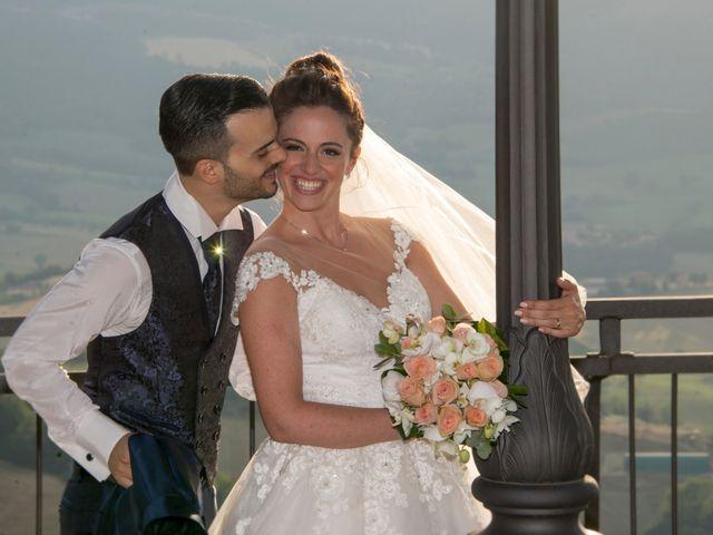 Il matrimonio di Riccardo e Laura a Camerino, Macerata 18
