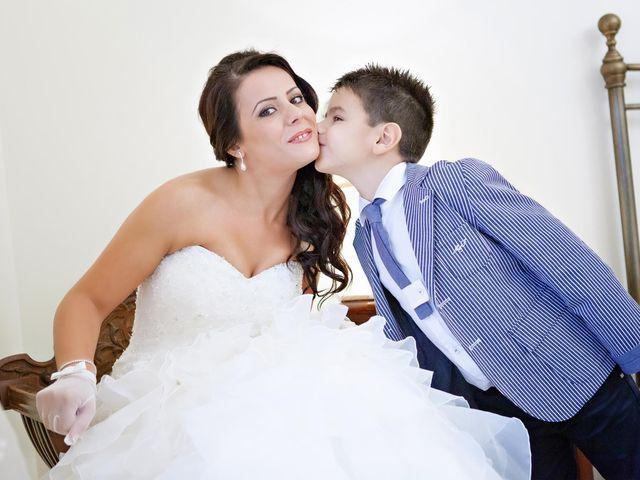 Il matrimonio di Valerio e Stefania a Caltanissetta, Caltanissetta 15