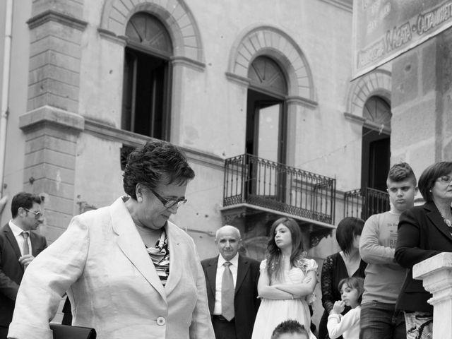 Il matrimonio di Valerio e Stefania a Caltanissetta, Caltanissetta 17