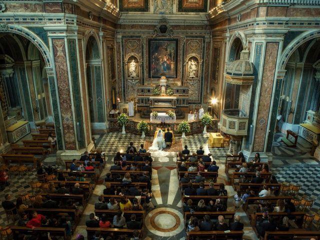 Il matrimonio di Valerio e Stefania a Caltanissetta, Caltanissetta 19