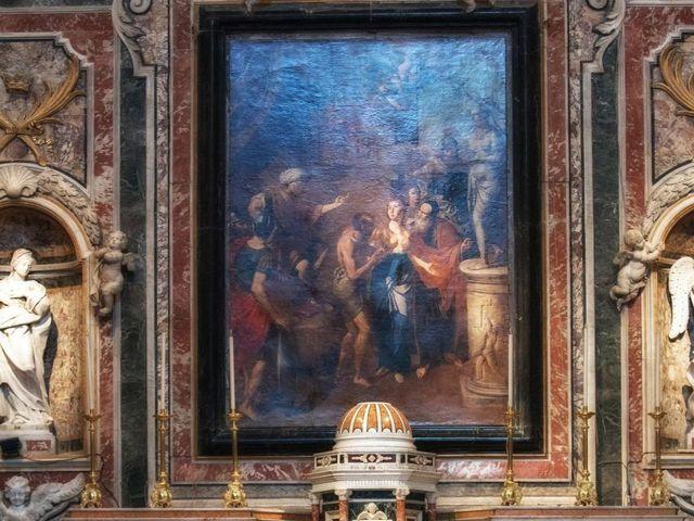 Il matrimonio di Valerio e Stefania a Caltanissetta, Caltanissetta 20
