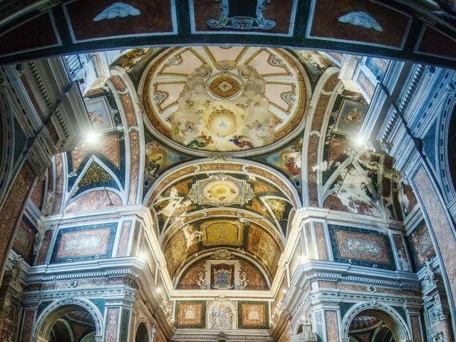 Il matrimonio di Valerio e Stefania a Caltanissetta, Caltanissetta 21