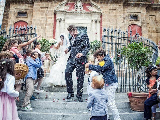 Il matrimonio di Valerio e Stefania a Caltanissetta, Caltanissetta 2