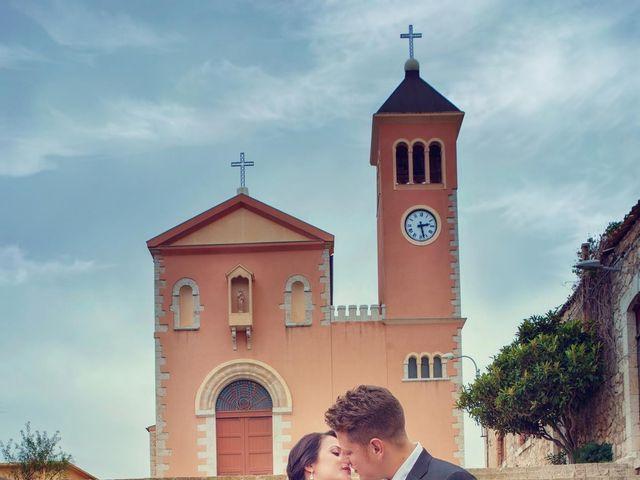 Il matrimonio di Valerio e Stefania a Caltanissetta, Caltanissetta 32