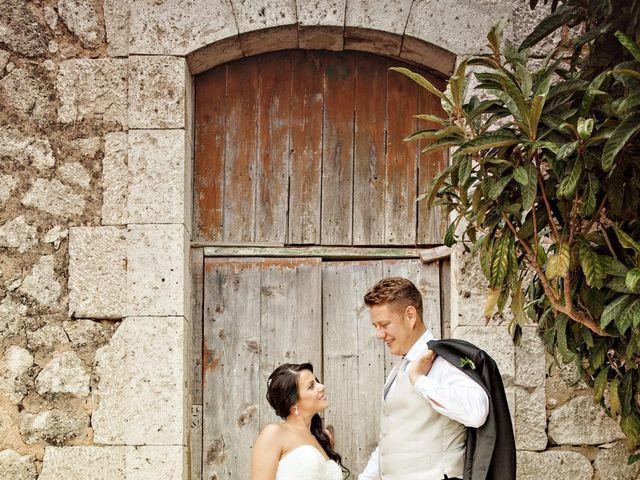 Il matrimonio di Valerio e Stefania a Caltanissetta, Caltanissetta 34
