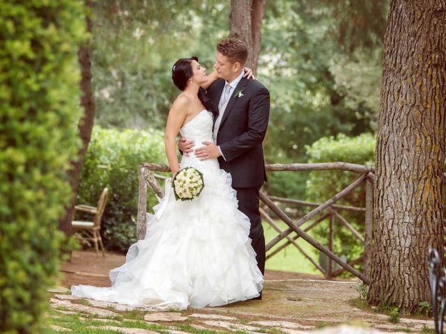 Il matrimonio di Valerio e Stefania a Caltanissetta, Caltanissetta 37