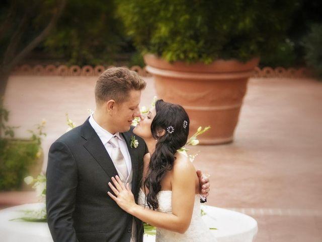 Il matrimonio di Valerio e Stefania a Caltanissetta, Caltanissetta 39