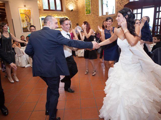 Il matrimonio di Valerio e Stefania a Caltanissetta, Caltanissetta 42