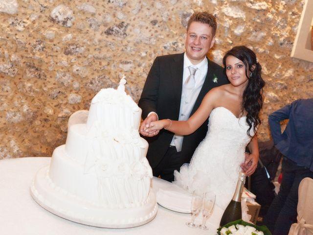 Il matrimonio di Valerio e Stefania a Caltanissetta, Caltanissetta 44