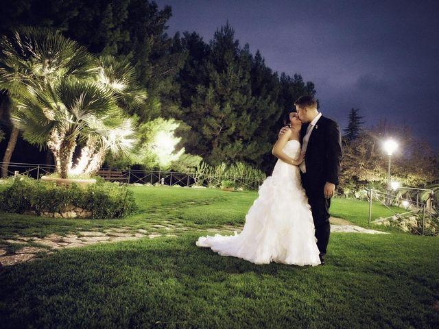 Il matrimonio di Valerio e Stefania a Caltanissetta, Caltanissetta 45