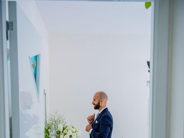 Il matrimonio di Cristian e Renata a Amalfi, Salerno 8