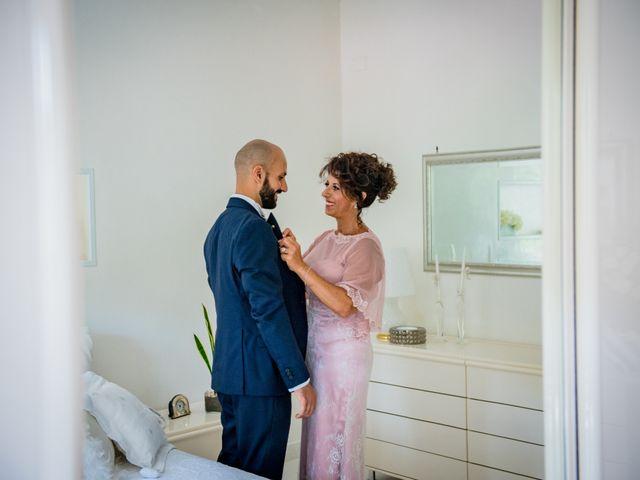 Il matrimonio di Cristian e Renata a Amalfi, Salerno 11
