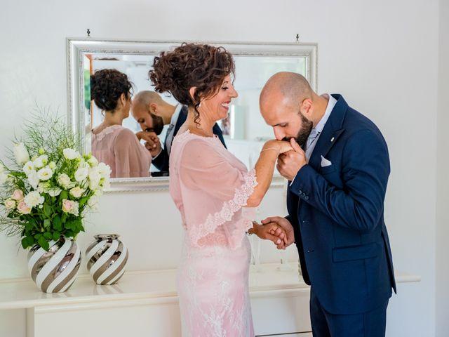 Il matrimonio di Cristian e Renata a Amalfi, Salerno 12