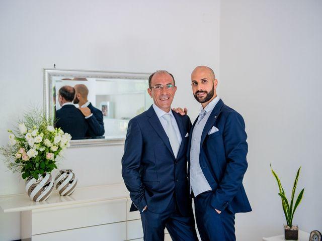 Il matrimonio di Cristian e Renata a Amalfi, Salerno 14
