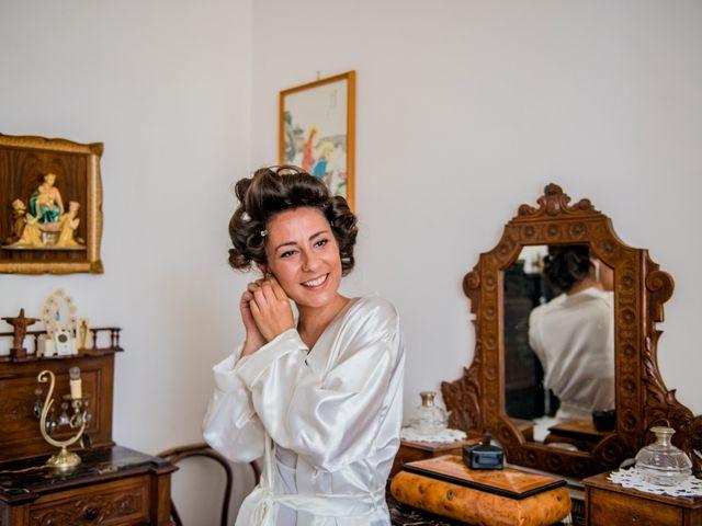 Il matrimonio di Cristian e Renata a Amalfi, Salerno 34