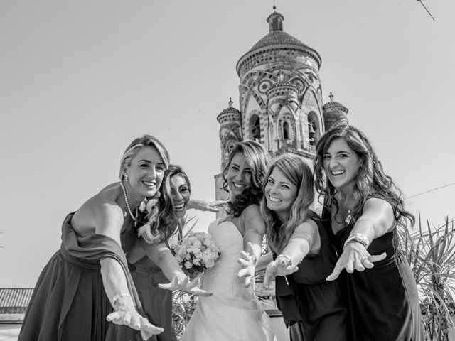 Il matrimonio di Cristian e Renata a Amalfi, Salerno 42