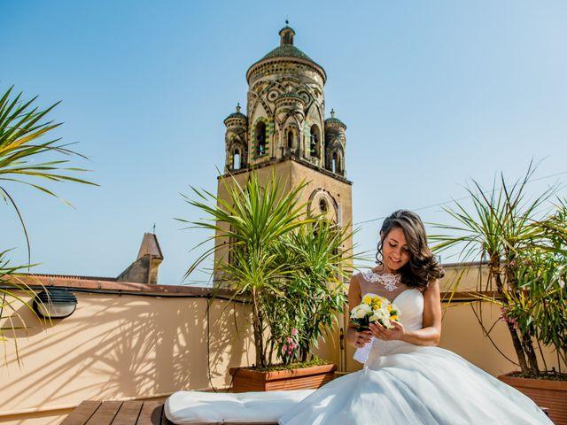 Il matrimonio di Cristian e Renata a Amalfi, Salerno 47