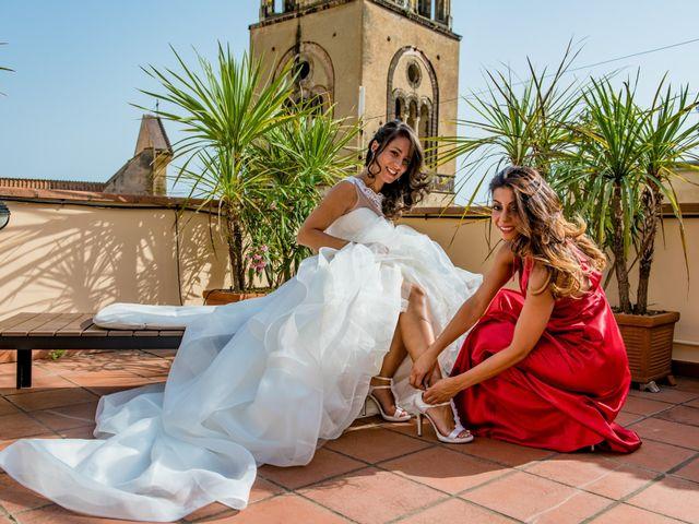 Il matrimonio di Cristian e Renata a Amalfi, Salerno 48