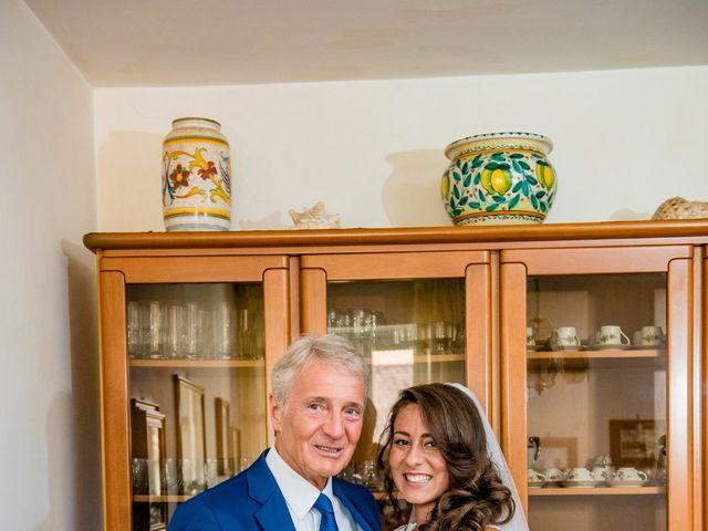 Il matrimonio di Cristian e Renata a Amalfi, Salerno 53