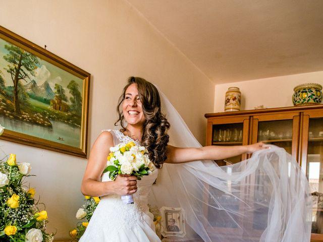 Il matrimonio di Cristian e Renata a Amalfi, Salerno 54