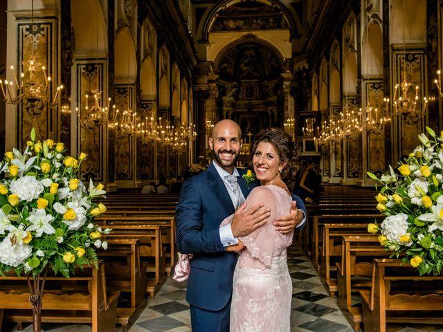 Il matrimonio di Cristian e Renata a Amalfi, Salerno 58