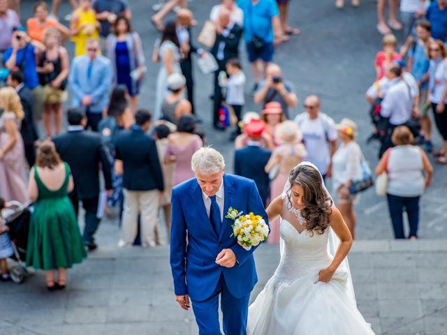 Il matrimonio di Cristian e Renata a Amalfi, Salerno 59
