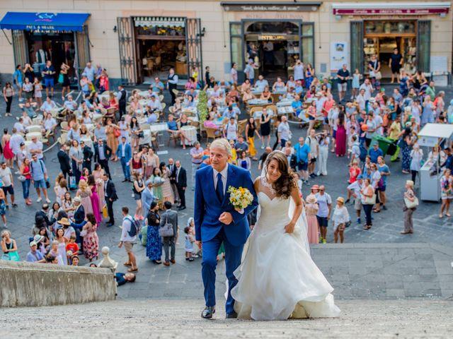 Il matrimonio di Cristian e Renata a Amalfi, Salerno 60