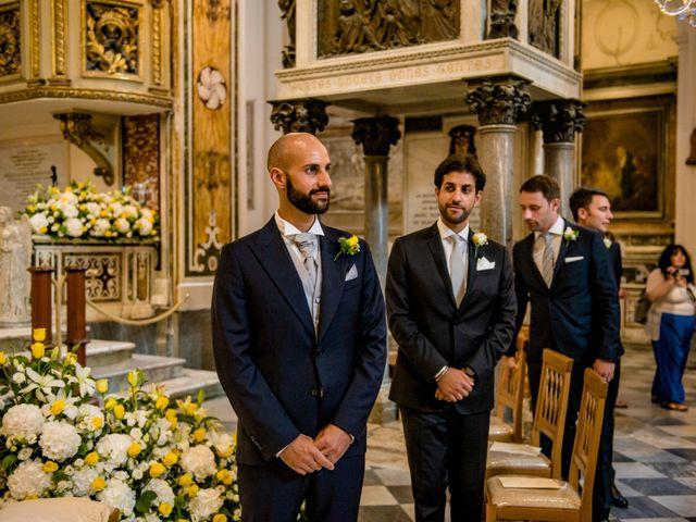 Il matrimonio di Cristian e Renata a Amalfi, Salerno 63