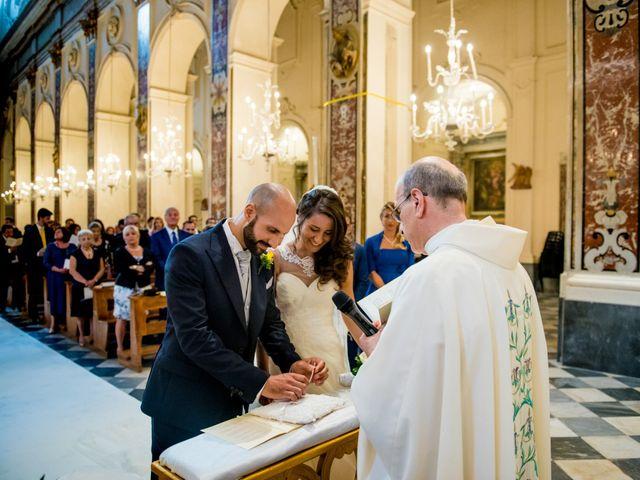 Il matrimonio di Cristian e Renata a Amalfi, Salerno 73