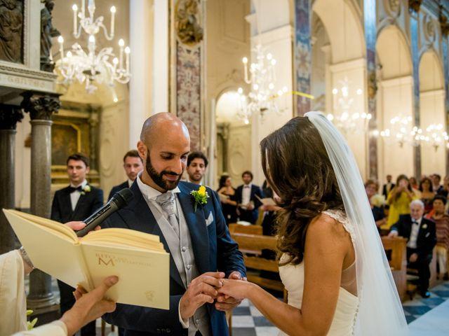 Il matrimonio di Cristian e Renata a Amalfi, Salerno 74