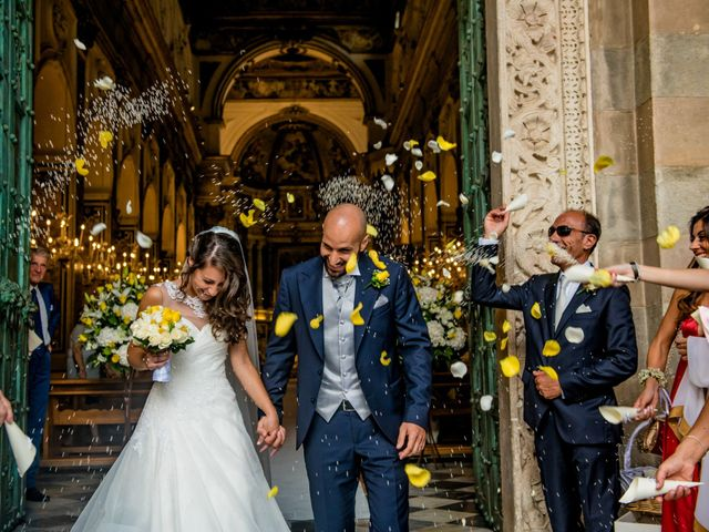 Il matrimonio di Cristian e Renata a Amalfi, Salerno 81