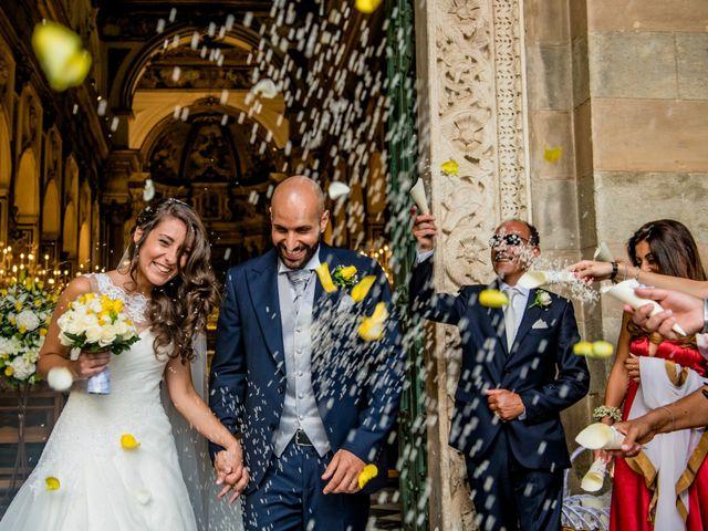 Il matrimonio di Cristian e Renata a Amalfi, Salerno 82